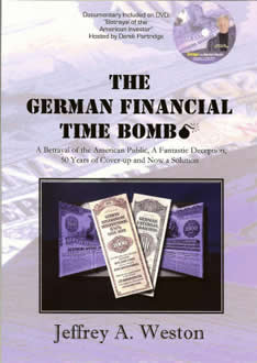 German Financial Time Bomb